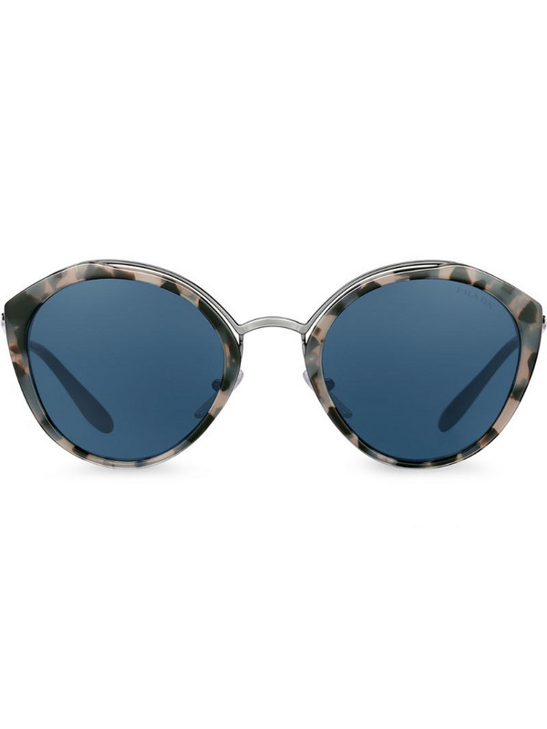 Prada Eyewear Collection sunglasses in black