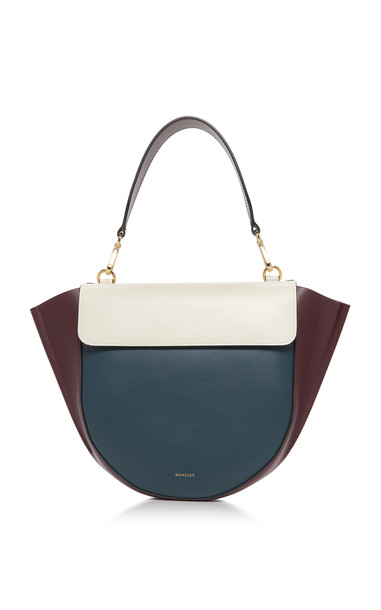 Wandler Hortensia Medium Leather Bag in multi
