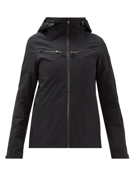 Peak Performance - Lanzo Hooded Soft-shell Ski Jacket - Womens - Black