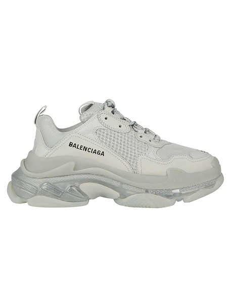 Balenciaga Triple S Sneakers in grey