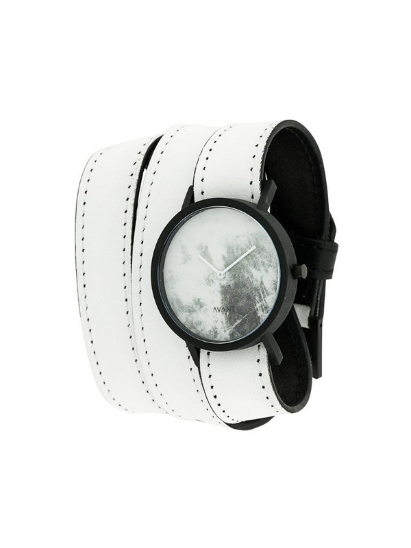 South Lane Avant Diffuse watch in white