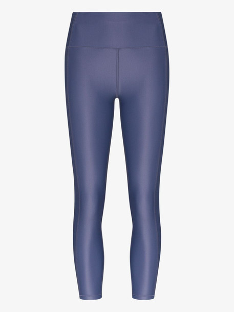 Sweaty Betty speedy seamless running leggings in blue