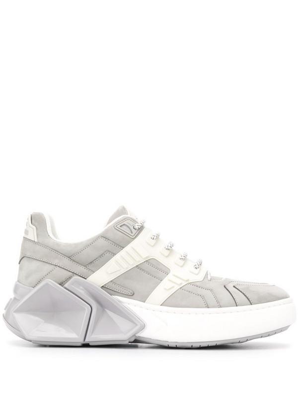 Hide&Jack Silverstone low top sneakers in grey