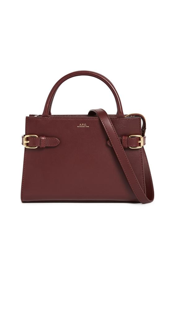 A.P.C. A.P.C. Sac Farrah Mini Bag