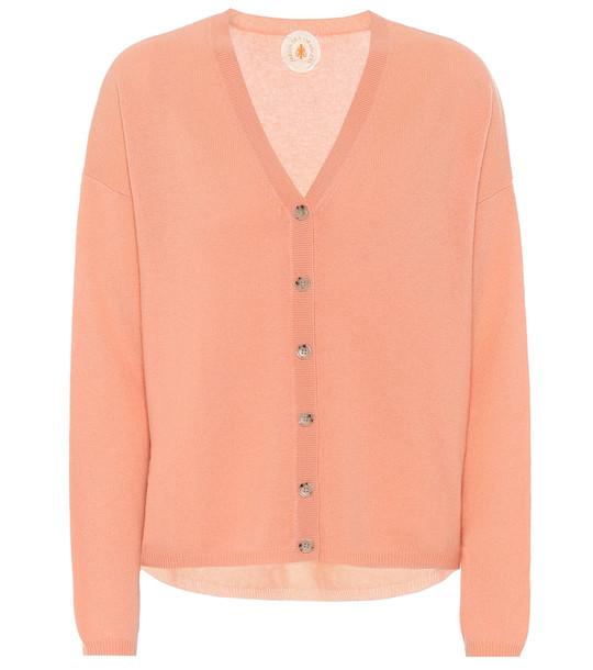 Jardin des Orangers Cashmere cardigan in pink