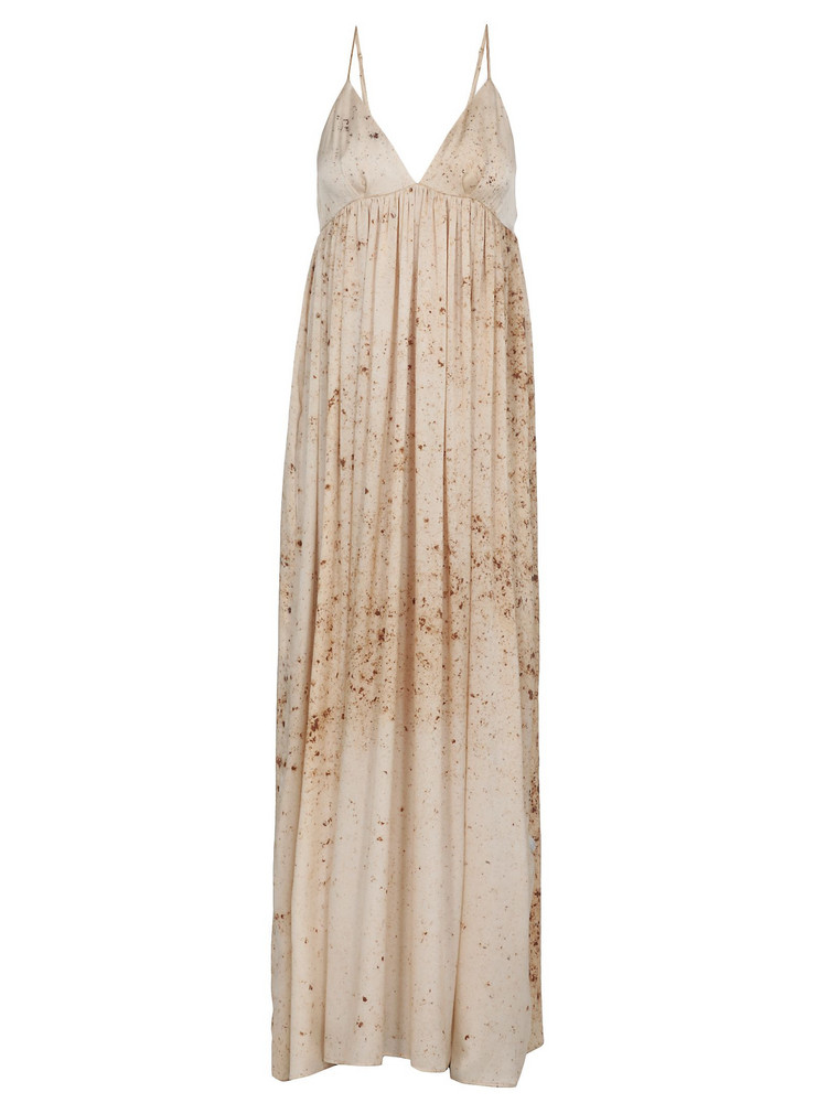 Uma Wang Asha Dress in beige