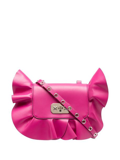 RED(V) Rock Ruffles XS shoulder bag in pink