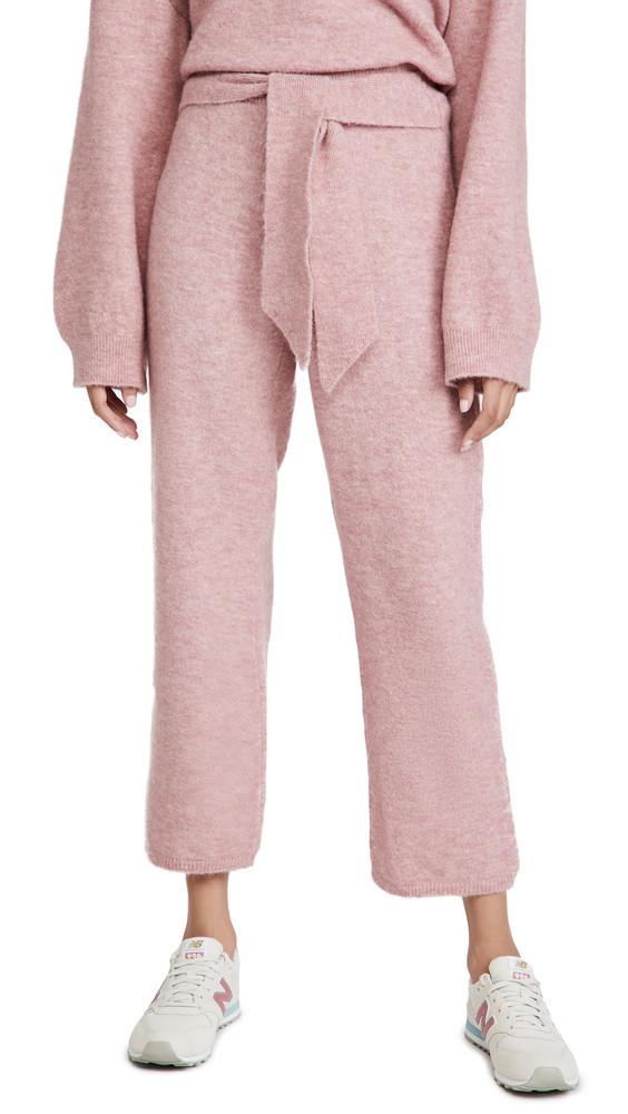 Nanushka Nea Pants in pink