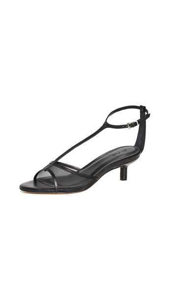 BY FAR Baby Sandals in black