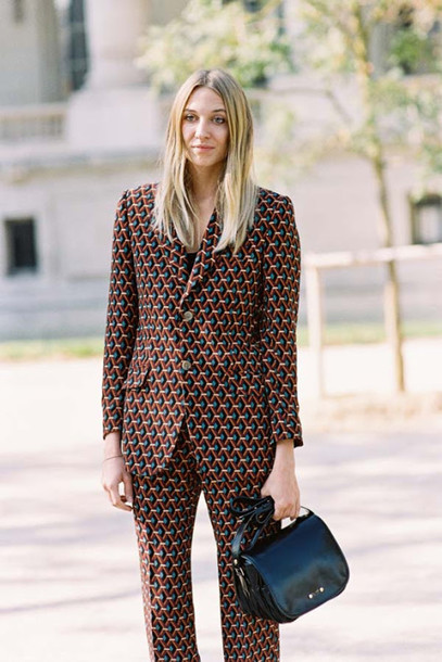 vanessa jackman blogger jacket pants pajamas shirt top blouse