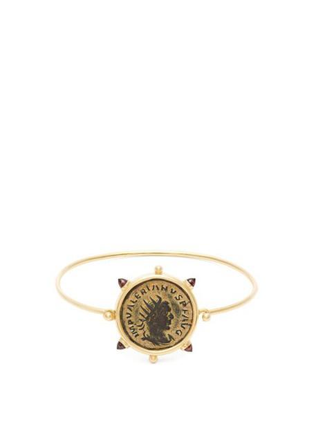 Dubini - Valerian 18kt Gold Bracelet - Womens - Bronze