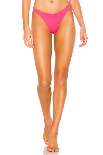 Bond Eye X BOUND The Sinner Bikini Bottom in pink