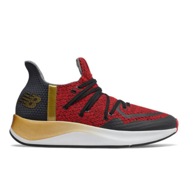New Balance Chinese New Year Cypher Run v2 Men's & Women's Neutral Cushioned Shoes - Red/Black/Gold (USRMCCN2)