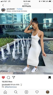dress,jyoubadd,fashionnova,long dress