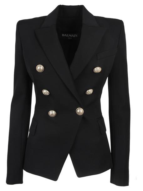 Balmain Jacket in noir