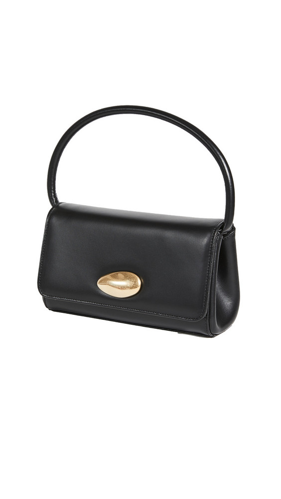 Little Liffner Mini Baguette Bag in black