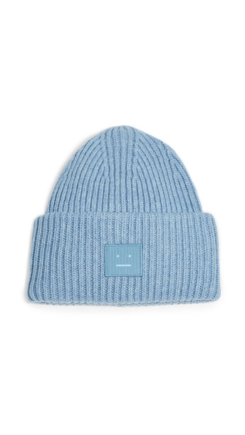 Acne Studios Pansy N Face Hat in blue