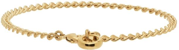 A.P.C. A.P.C. Gold Andrea Bracelet