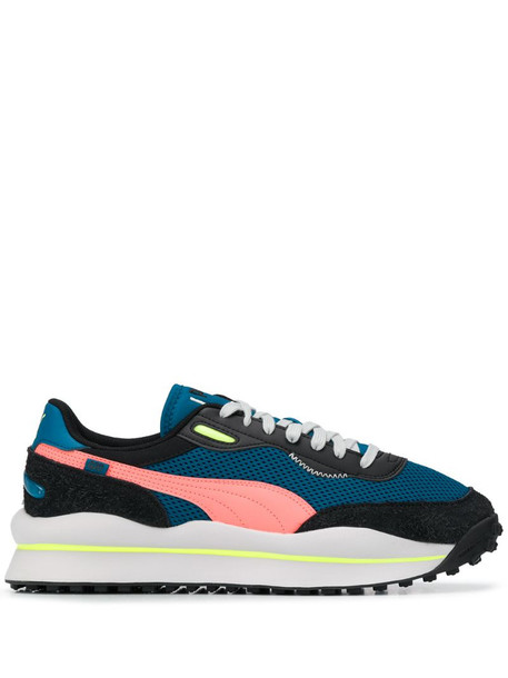 Puma Future Rider low-top trainers in blue