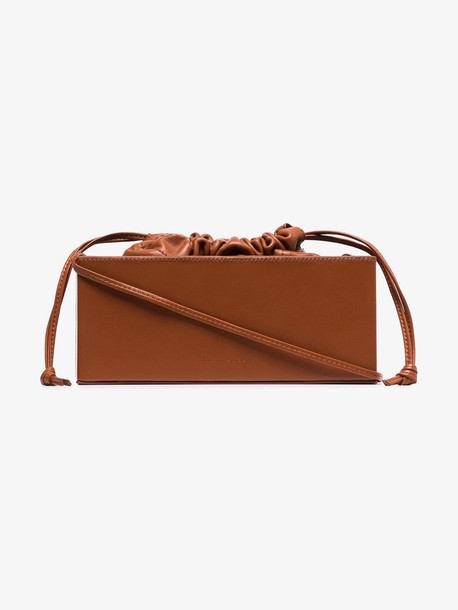 Studio Amelia brown 2.1 Box Bag