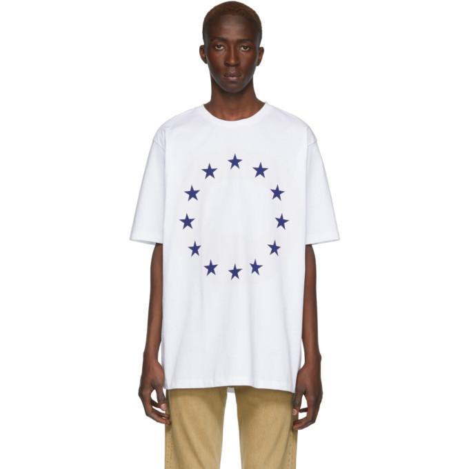 Études Études White Wonder Europa T-Shirt