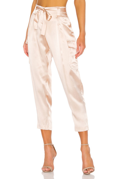 L'AGENCE Roxy Pant in pink