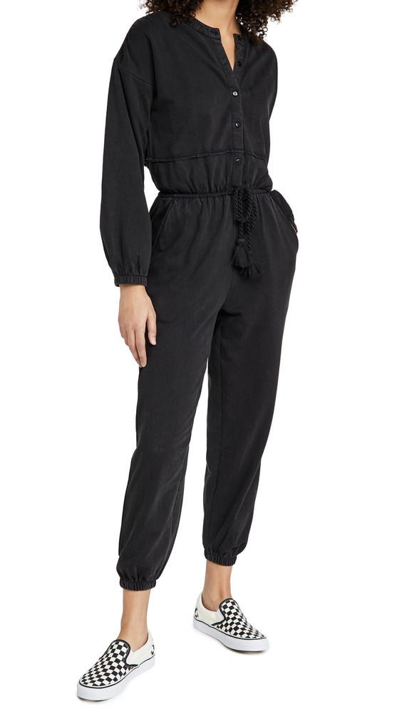 Cleobella Ripley Jumpsuit in black