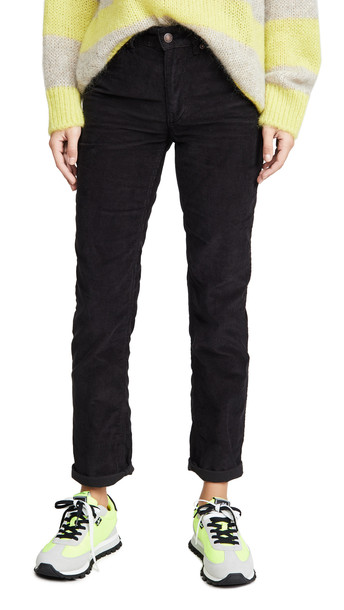 Marc Jacobs Skinny Straight Leg Pants in grey