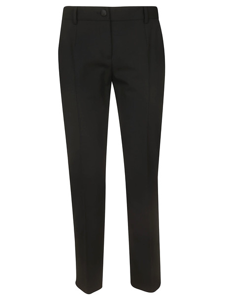 Dolce & Gabbana Classic Trousers in black