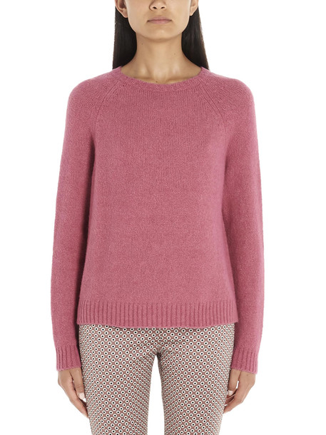 Weekend Max Mara talamo Sweater in pink