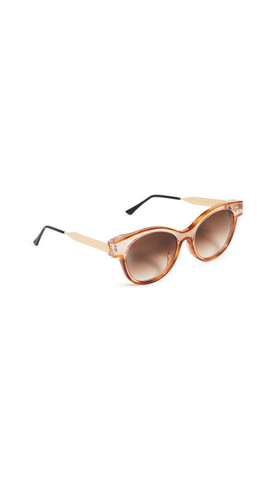 Thierry Lasry Lytchy Sunglasses in peach