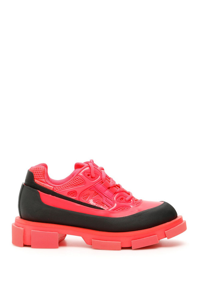 Both Gao Runner Sneakers in black / pink / fuchsia