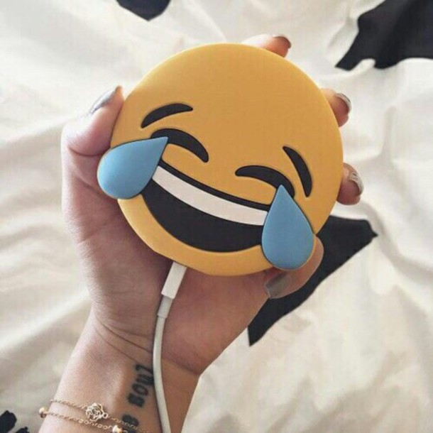 hair accessory home accessory charger smiley