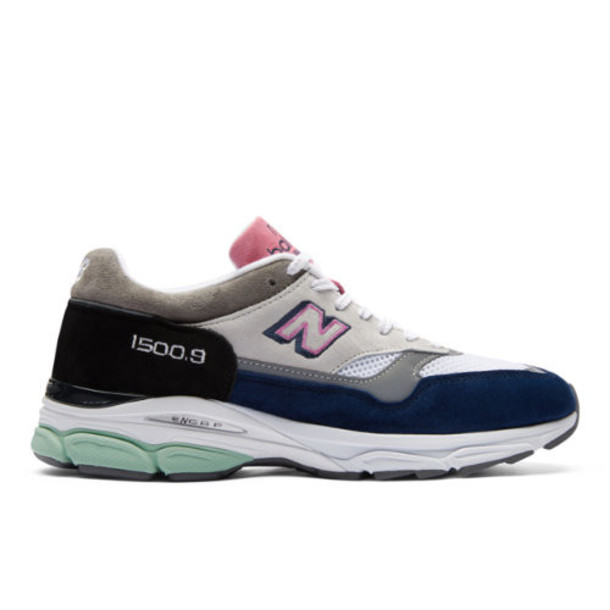 New Balance Made in UK 1500.9 Men's Made in UK Shoes - White/Navy/Black (M15009FR)