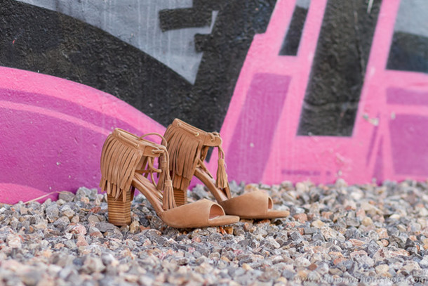 with or without shoes blogger shoes