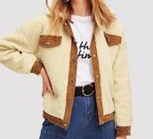 jacket,teddy,cute,girly,girl,girly wishlist,teddy jacket,comfy,sherpa