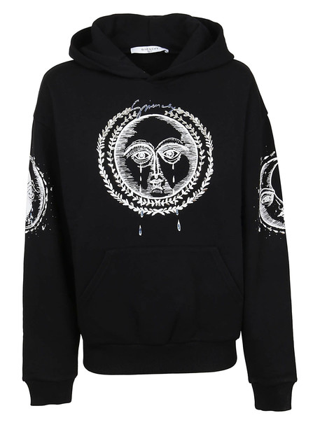 Givenchy Hoodie in black