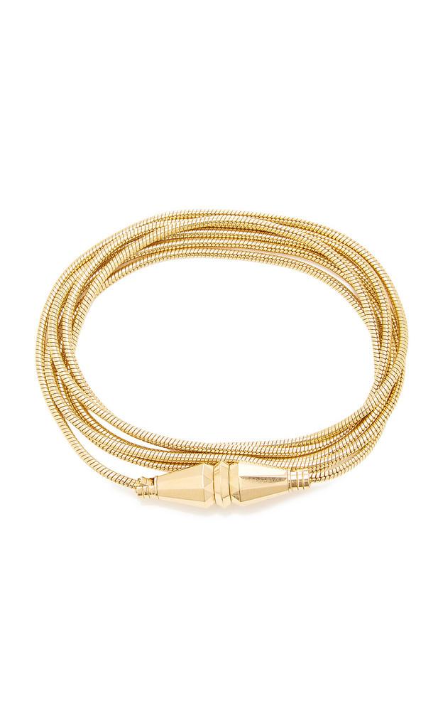 Boucheron Jack de Boucheron Convertible Long Necklace/ Multi Wrap Bracelet in gold