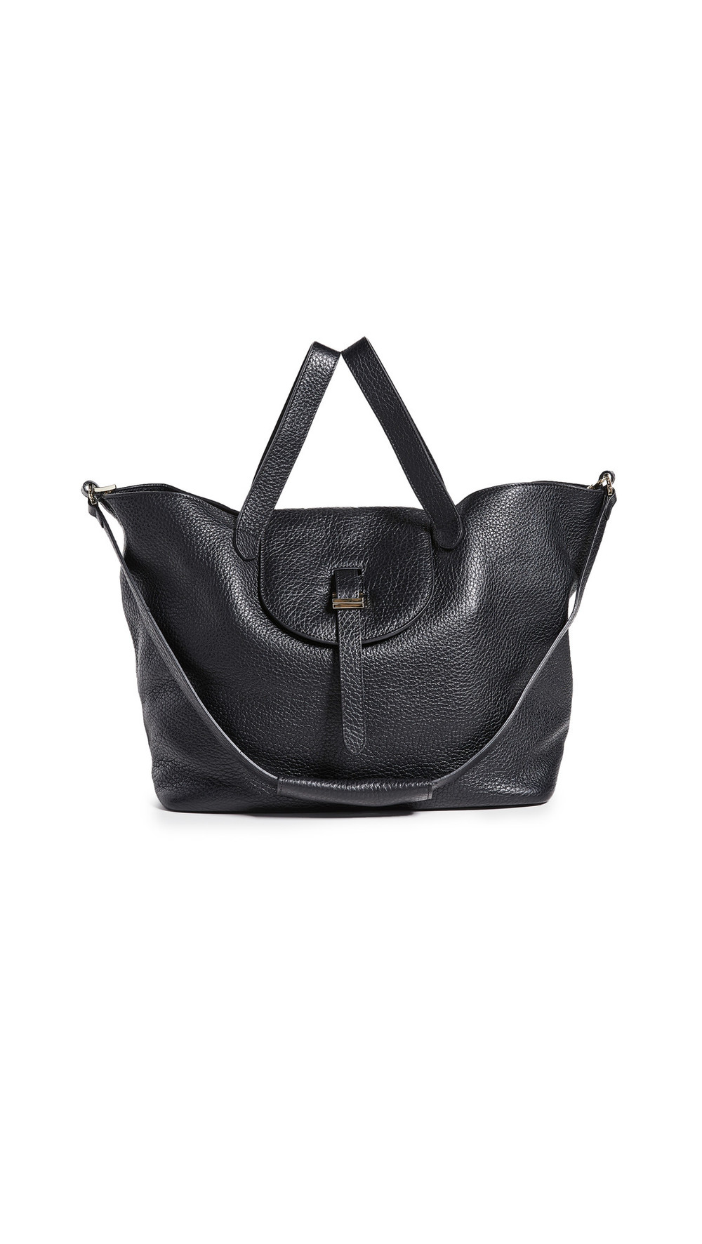 meli melo Thela Large Tote in black