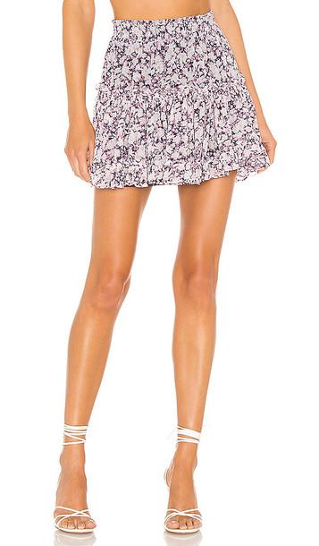 MISA Los Angeles X REVOLVE Marion Skirt in Black
