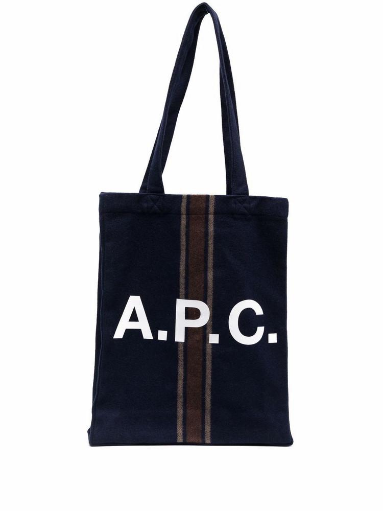A.P.C. A.P.C. shopper shoulder bag - Blue