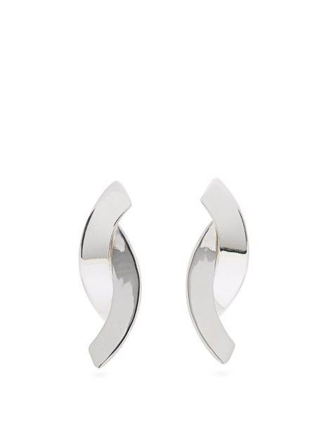 Fay Andrada - Naru Earrings - Womens - Silver