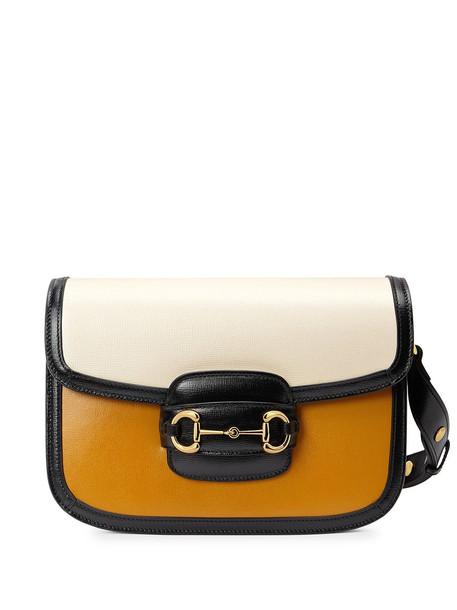 Gucci 1955 Horsebit shoulder bag - Orange