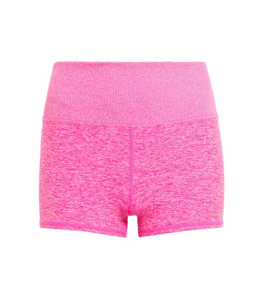 Alo Yoga Alosoft Aura shorts in pink