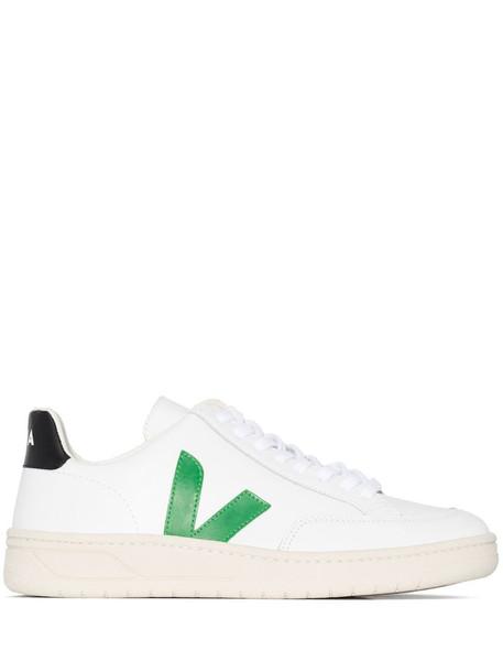 Veja V12 Emeraude sneakers in white