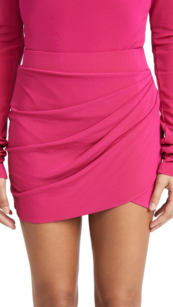 GAUGE81 Cherson Skirt in pink