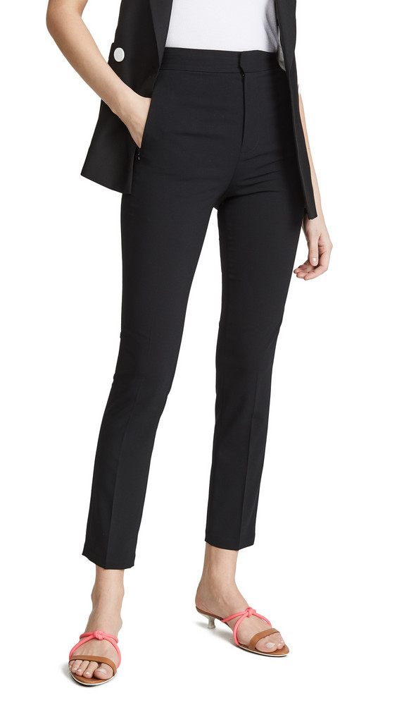 Edition10 Skinny Trousers in black