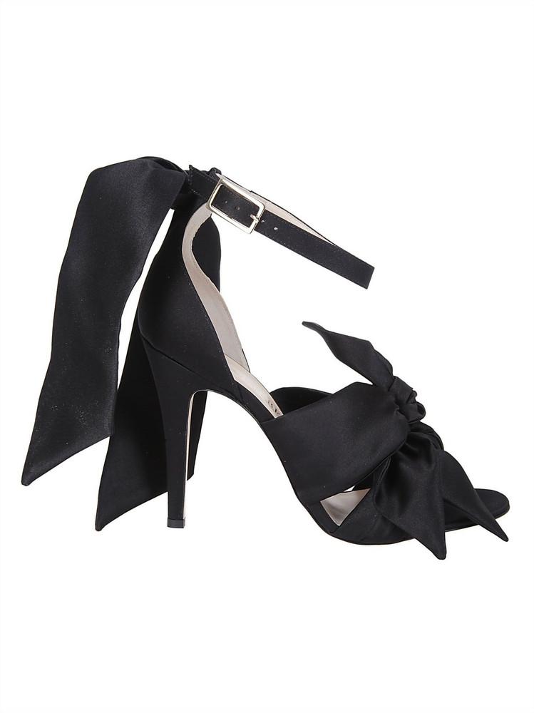 Gia Couture Katia Sandals in black