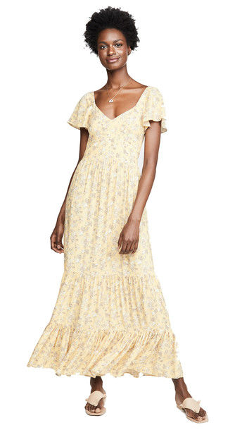 ONE by AUGUSTE ONE by Olsen Bella Maxi Dress