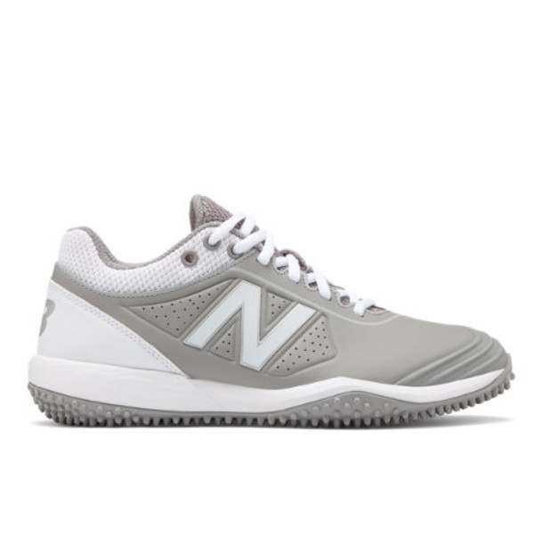 New Balance Fusev2 Turf Women's US Site Exclusions Shoes - Grey/White (STFUSEG2)